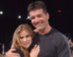 carmen electra reveals the truth about her rumored relationship with simon cowell (video)