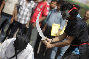 Saudi Arabia steps up beheadings