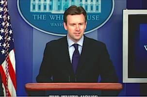 WATCH LIVE: White House Press Briefing – 10/21/14