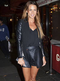 Has Danielle Lloyd found love with a man who begged her not to get married?