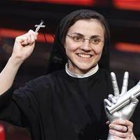 Nun Who Won Italy's Voice Covers 'Like a Virgin'